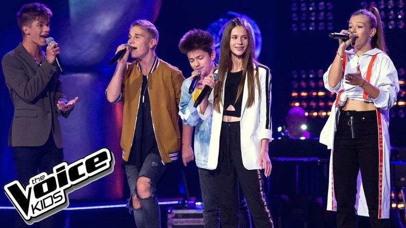 4Dreamers i finaliści I edycji - Nie Poddam Się - The Voice Kids 2 Poland