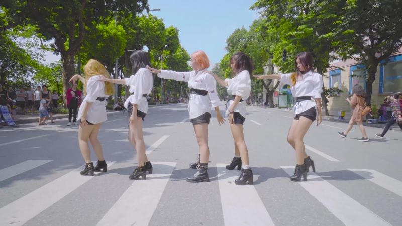 [ KPOP IN PUBLIC CHALLENGE ] PRODUCE 48 (프로듀스48) - RUMOR (루머) Dance Cover from Vietnam