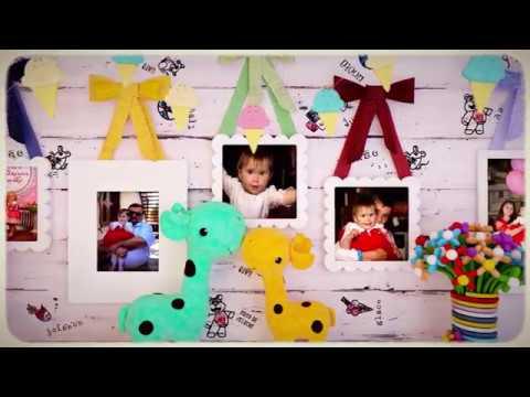 День Рождение 1 годик Коростень Фотограф Демидюк