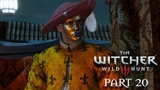The Witcher 3 Wild Hunt Walkthrough Gameplay Part 20 - The Play's The Thing (PS4)
