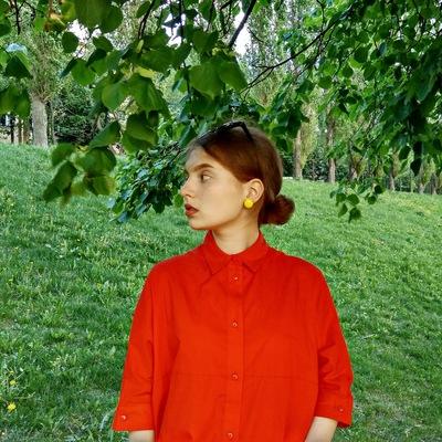 Анастасия Вилкова