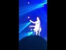 VK180825 MONSTA X fancam - Special Wonho focus @ The 2nd World Tour The Connect in Seoul Encore D-1