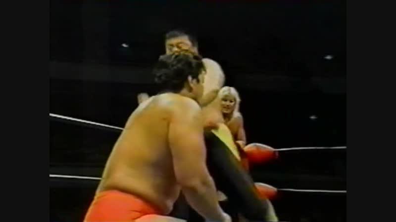 1995.04.15 - Stan Hansen/Kenta Kobashi/Jun Akiyama vs. Toshiaki Kawada/Johnny Ace/Takao Omori [JIP]