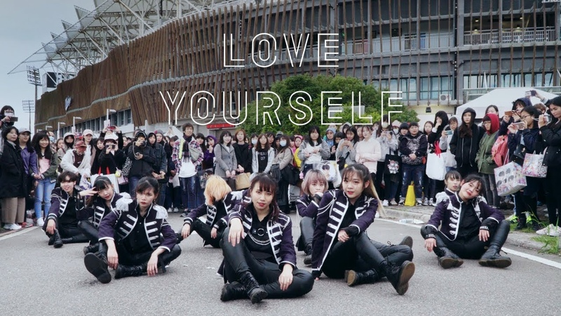 [KPOP IN PUBLIC CHALLENGE] BTS(방탄소년단) _ DNA FAKE LOVE IDOL Dance Cover by DAZZLING from Taiwan