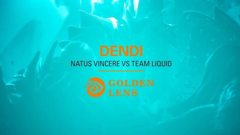 Премия Acuvue Golden Lens Хайлайт №8 — DENDI (Natus Vincere vs Team Liquid, TI6)
