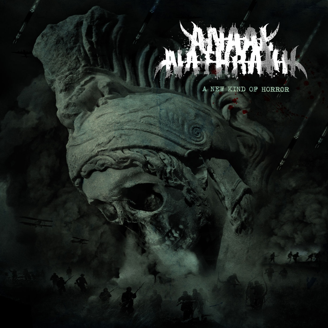 Anaal Nathrakh - New Bethlehem/Mass Death Futures [Single] (2018)