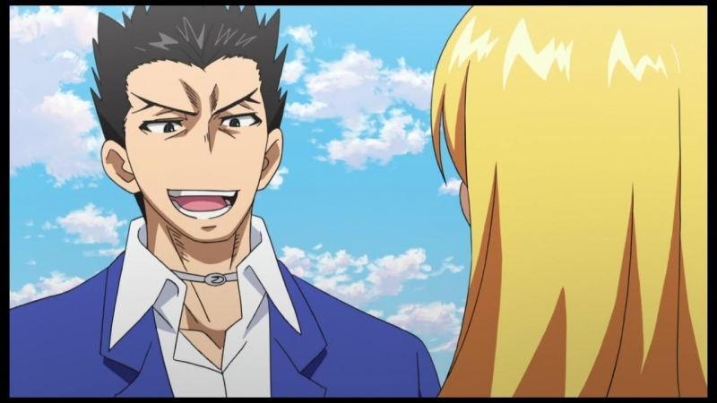 Он — сильнейший учитель! / Denpa Kyoushi (1-8 серии)