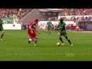 Вольфсбург 5:1 Бавария - Гол Графите.