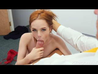 Ella Hughes - Creampie My Secretary All Sex, Hardcore, Blowjob, Gonzo