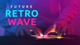 FUTURE RETRO WAVE DRUM PAD MACHINE
