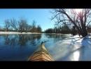 Ice on the Jock river