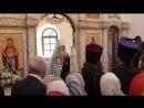 14 10 2012г Проповедь митрополита Ювеналия