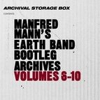 Manfred Mann's Earth Band альбом Bootleg Archives, Vols. 6-10