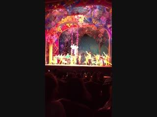 Светлый и поэтичный мир сказки Сергея Аксакова в балете Владимира Купцова