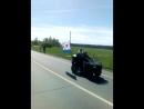 Пробег п.Жостово в честь Дня Победы