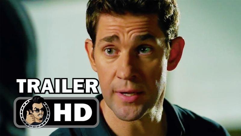 TOM CLANCY'S JACK RYAN Official Final Trailer (HD) John Krasinski Series