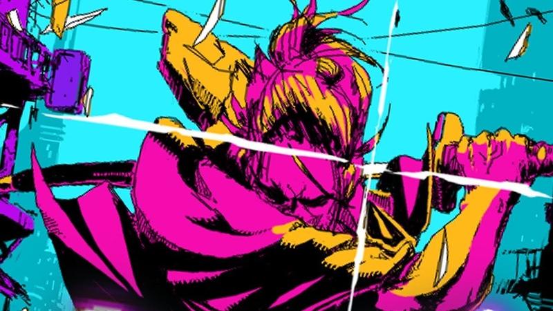 Katana Zero Release Date Trailer