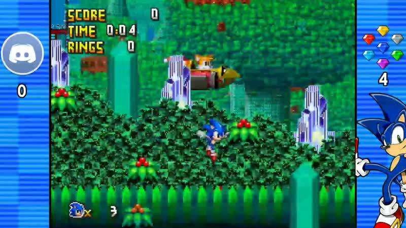 Sonic After The Sequel Прохождение 4 Изумруды наше всё