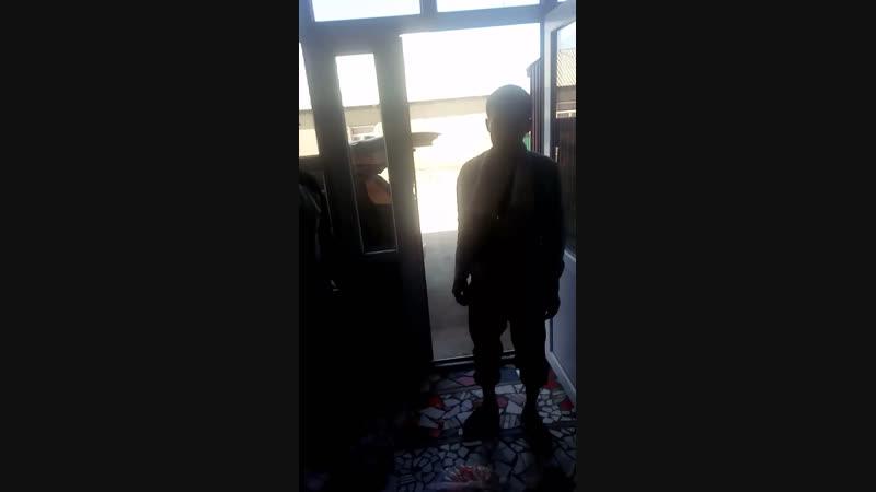 Жақсылықта жарысайық деп жағдайы төмен отбасыларға азық түлік таратқан жәйіміз бар