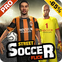 Street Soccer Flick Pro