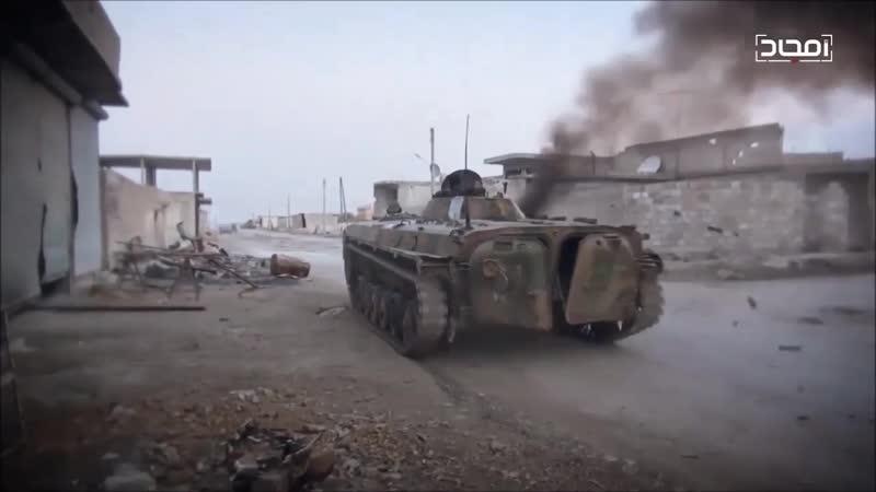 Συρία 15 1 2019 Η Τουρκία κι οι Ισλαμιστές του Ιντλίμπ συνεχίζουν την Συριακή 'Επανάσταση'