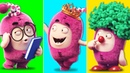 Oddbods | Fancy Dress Competition | Funny Cartoons For Children by Oddbods Friends