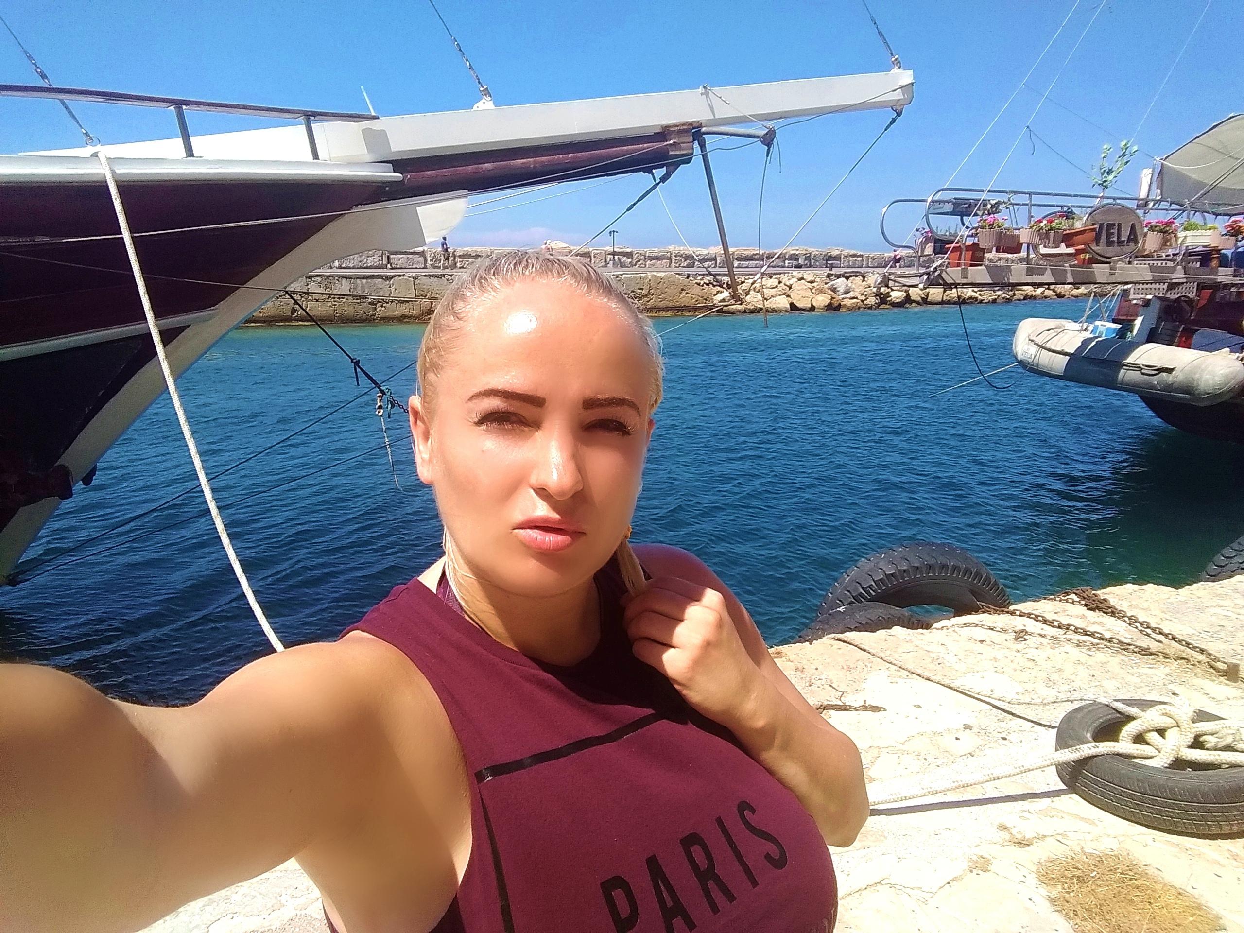 Елена Руденко (Валтея). Северный Кипр. Кериния и Фамагуста. (фото) EDS6VitpdPI