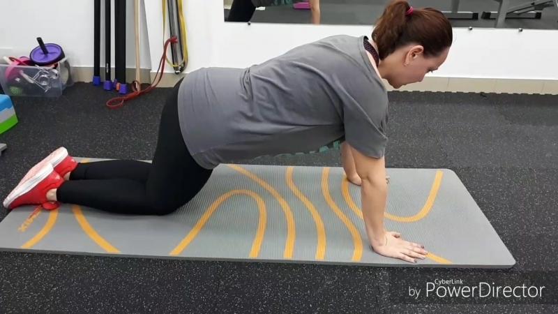 Коррекционные упражнения для людей, работающих в офисе
