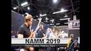 NAMM 2019 BASS Hadrien Feraud and Friends Jam