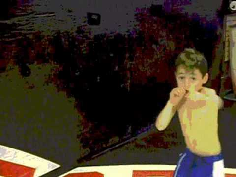 MMA ULTIMATE KID III (the future of MMA) Promo Dakota Baker
