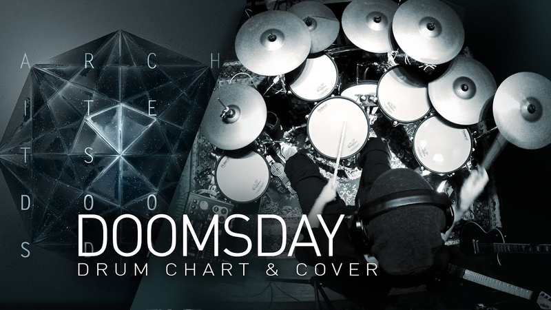 Architects - Doomsday (Drum Cover/Chart)