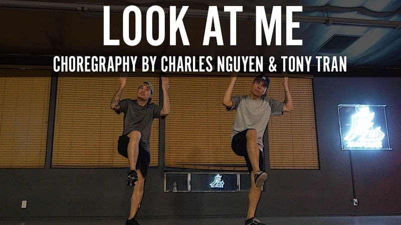 TroyBoi ft. Ice Cube Look At Me Choreography by Charles Nguyen Tony Tran | Danceproject.info