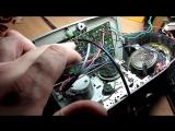 Артем Квантов Старый магнитофон. Часть 2. Подаем сигнал с мп3-плеера.