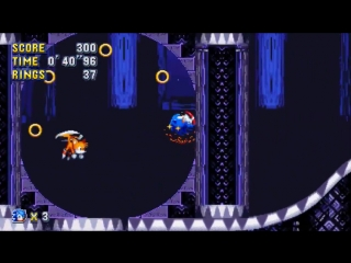 Sonic Mania Mod – Sonic Gaiden: Haunted Manor Act 1 (Preview)