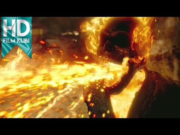 Hayalet Sürücü 2 İntikam Ateşi | Canını Mı Yaktım Bana Öyle Göründü | HD