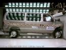 2008 Ford Econoline (E-150 - Conversion Van) 30 Mp⁄h NHTSA Frontal Impact