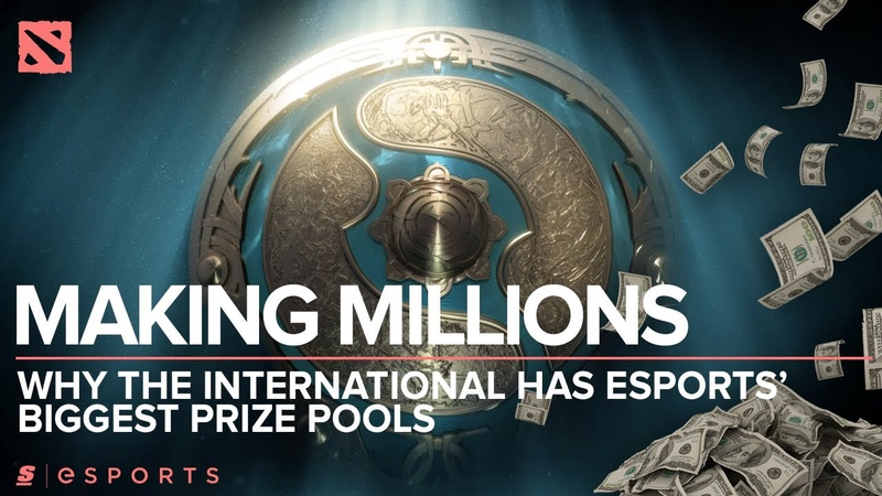 Making Millions: Why Dota 2's The International Has Esports' Biggest Prize Pools