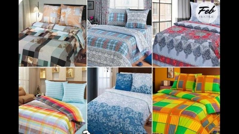 2-спальный комплект постельного белья от Интернет-магазина постельного белья Feb Textile