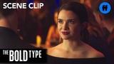 The Bold Type Season 2, Episode 4 Jane Leaves Pinstripe At The Bar Freeform