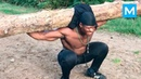 NO EXCUSES - Working Out Everywhere - Nana Kwadwo | Muscle Madness