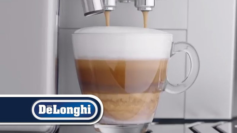 De'Longhi bean to cup coffee machines | TV Advert (2017)