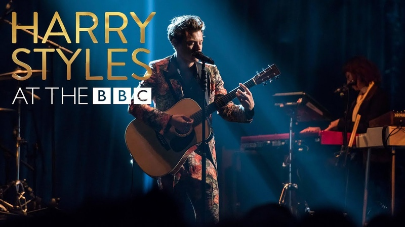 Гарри Стайлс/Harry Styles – Girl Crush (At The BBC)