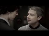 Sherlock Holmes x John Watson Johnlock Sherlock vine