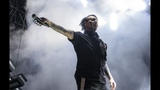 Marilyn Manson - The Beautiful People Live at Ippodromo San Siro, Milan, Italy 19.06.2018