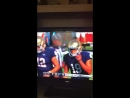 [VIDEO] Watching the Notre Dame football game and I hear @BTS_twt song going to commercial.