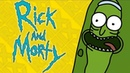 EVENBYTE Pickle Rickrising III feat Сыендук Rick And Morty Remix