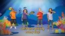Lets go Deep Deep Deep - Christ Kids Action Song