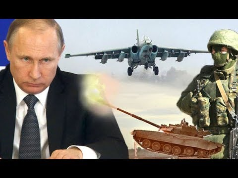 ALERT - Russia Military Sends a Message to US Activates Aircraft Tanks Before Russia-US Summit