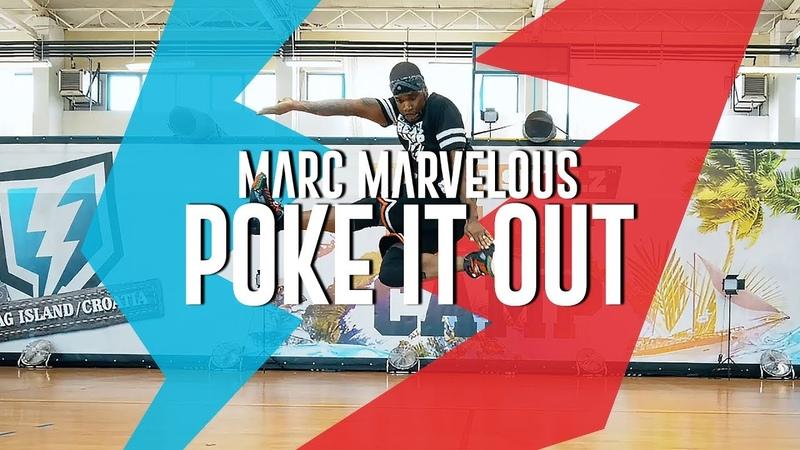POKE IT OUT | Marc Marvelous | WhoGotSkillz Beat Camp 2018 | Danceproject.info