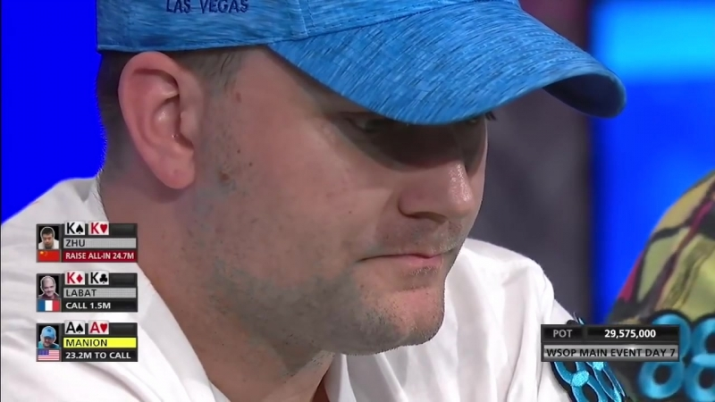 2018 World Series of Poker final table set with crazy ending ESPN
